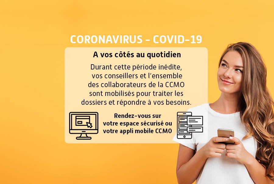 Covid-19 : mesures