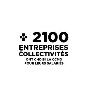 Plus de 2100 entreprises ou collectivités