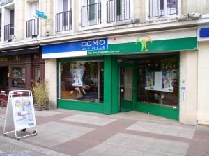 Agence CCMO Mutuelle de Beauvais Centre