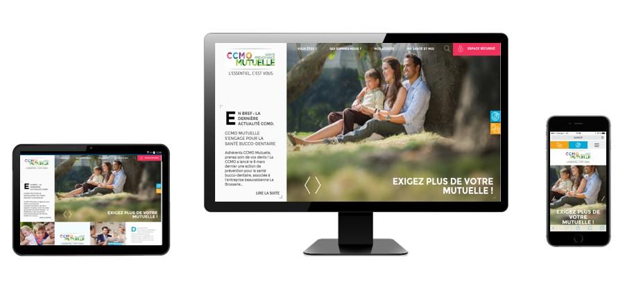 Le site CCMO Mutuelle a changé de look - CCMO f5233ce43679