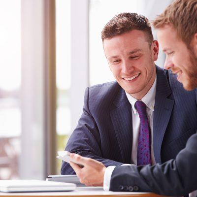 L'affiliation en ligne de CCMO Mutuelle simplifie le processus d'adhésion des salariés au contrat collectif de l'entreprise.