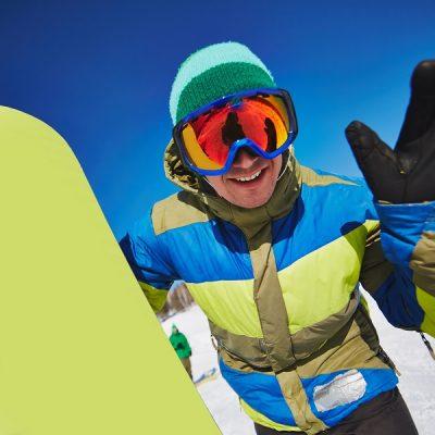 Sports d'hiver : des précautions s'imposent !