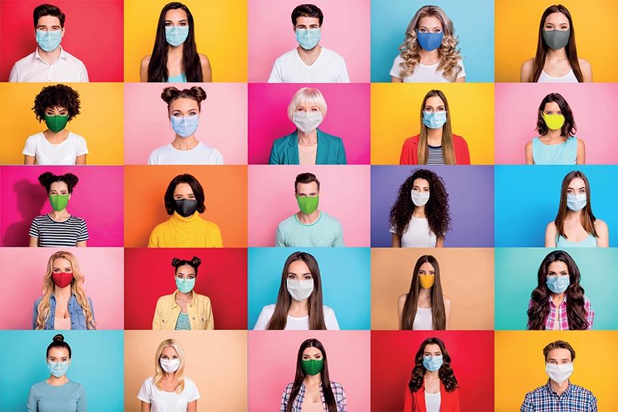"""Inscrivez-vous gratuitement pour participer à notre conférence en ligne """"Bien respirer avec un masque"""" organisée le mardi 16 février 2021 à 18h30."""