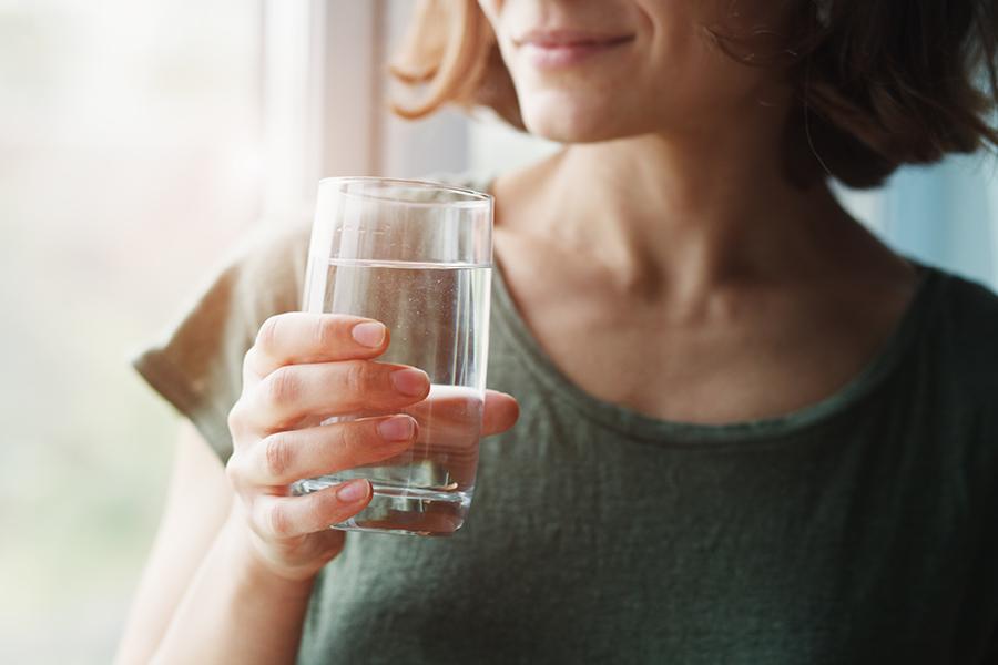 CCMO Mutuelle Prévention - A quelle eau se vouer ?