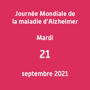 CCMO Mutuelle - Journée mondiale de la maladie d'alzheimer