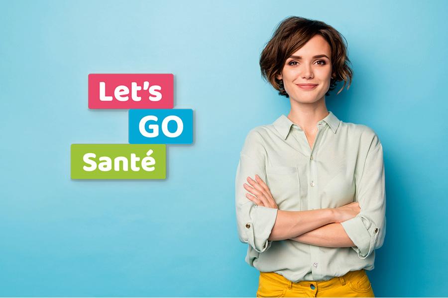 Let's Go Santé - Complémentaire santé collective